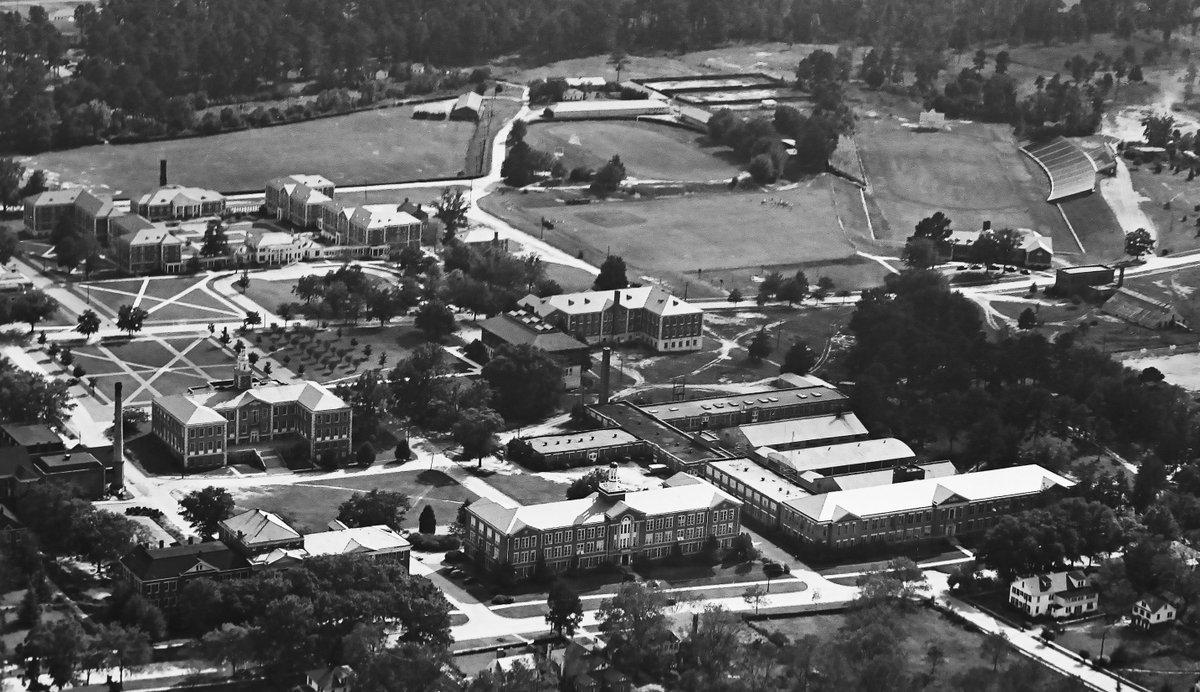 Auburn University Facilities On Twitter Tbt In 1946 Then Auburn