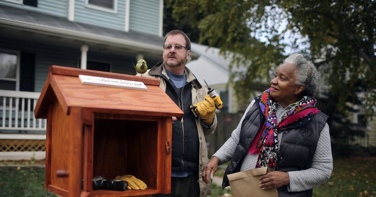 Little Free Library founder dies, leaving a legacy of helping cities | @StarTribune https://t.co/wPs38wEAR5 https://t.co/30VRihOVEH