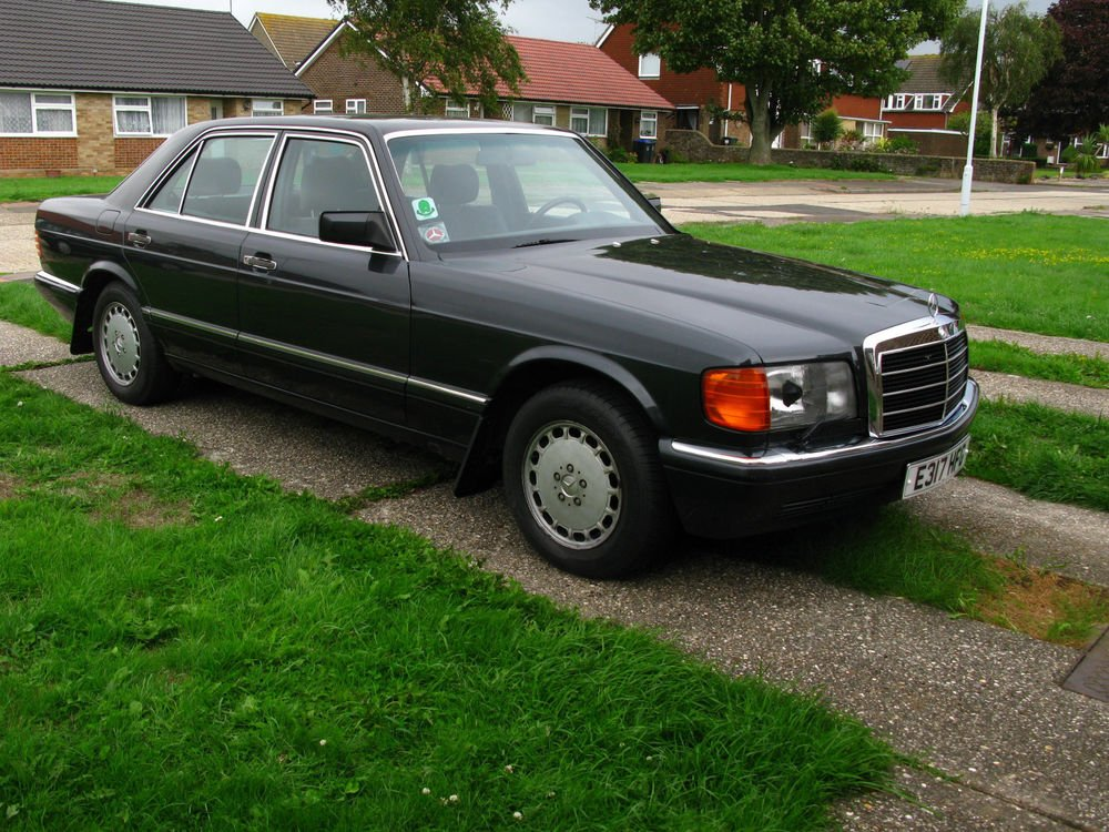 Uk Classic Cars On Twitter Ebay Mercedes Benz 500se 126 Series 1988 One Previous Owner Left Hand Drive V8 Https T Co Yske87rv2s
