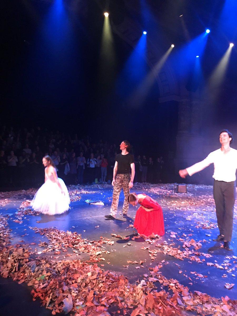 Geraakt door de #sacre van @SergeiPolunin_  @theatercarre