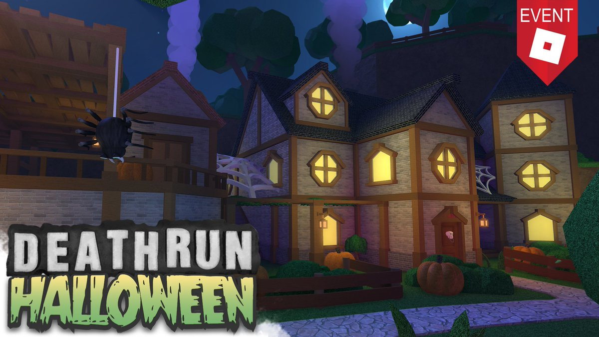 Wsly On Twitter Deathrun S Halloween Update Is Out Now With