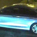 Image for the Tweet beginning: This silver Chrysler 200 is