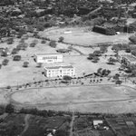 Image for the Tweet beginning: #tbt Aerial view of