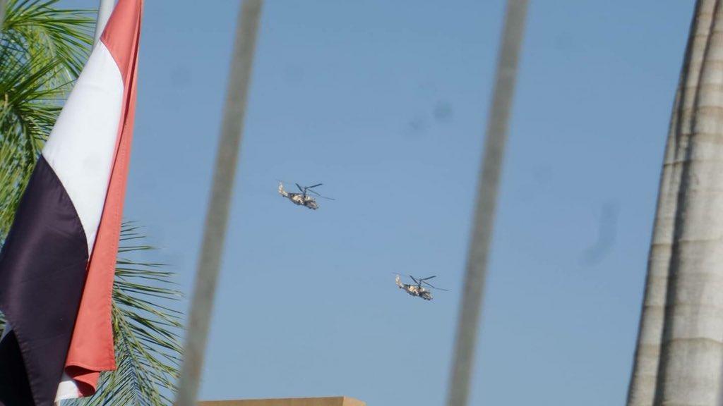 """مصر تستعد لإستلام ـ46 مروحية """"التمساح"""" لتكون أول دولة في العالم تحصل علي طراز'' كا-52'' من روسيا - صفحة 6 Dp0oE9yXUAE1uLf"""
