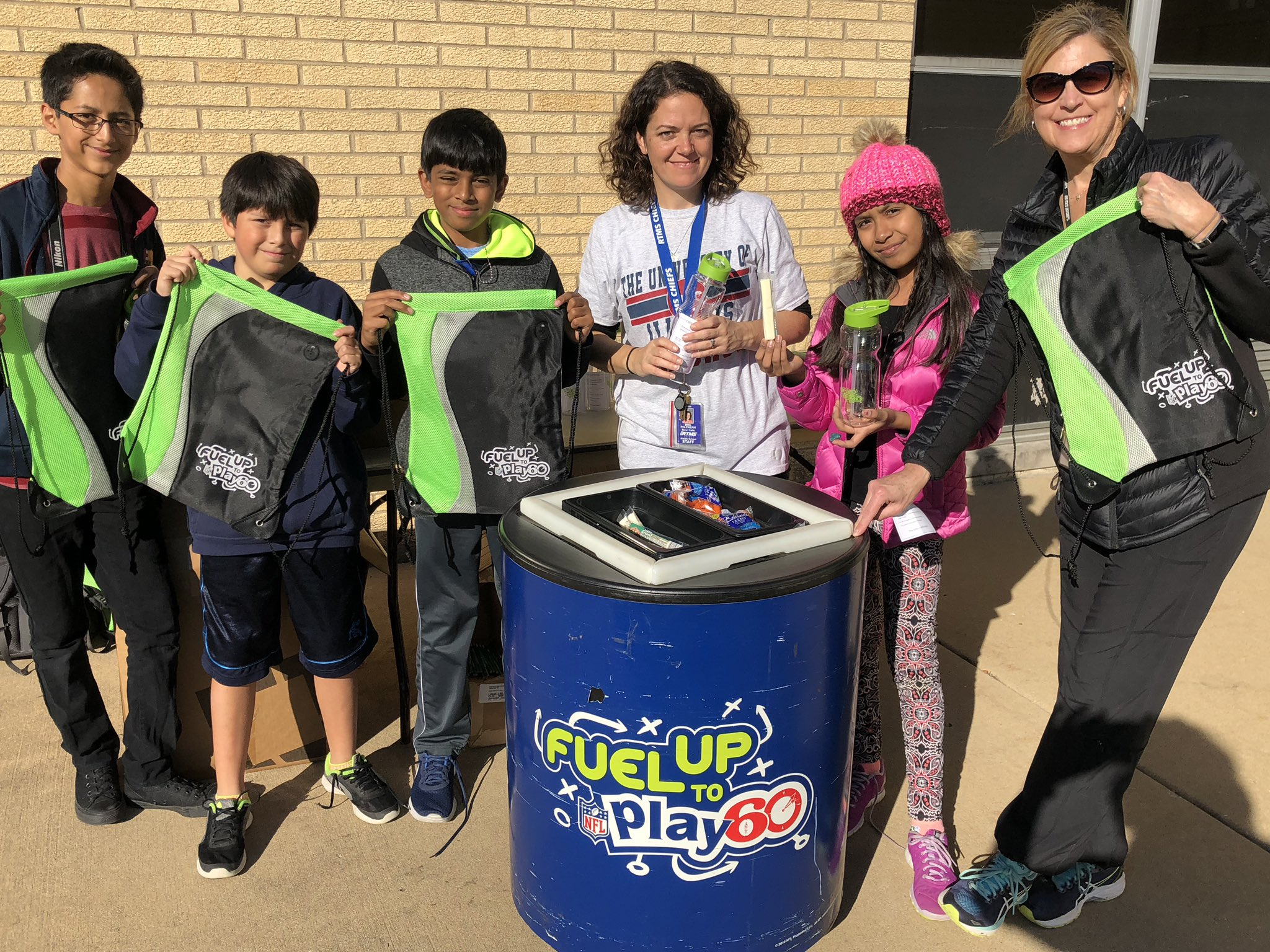 Fuel up to play 60 prizes for carnival games