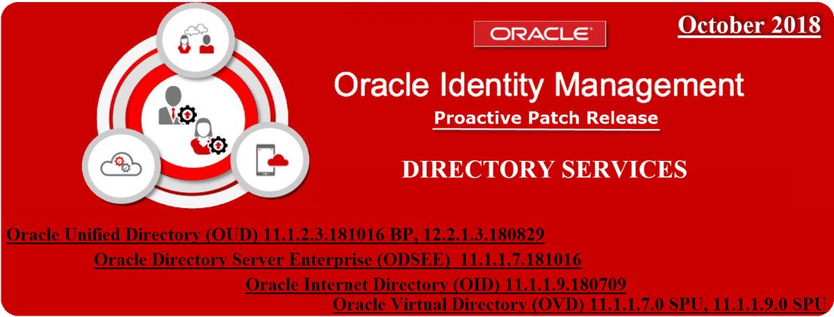 Oracle IDM (@psdIDM)   Twitter