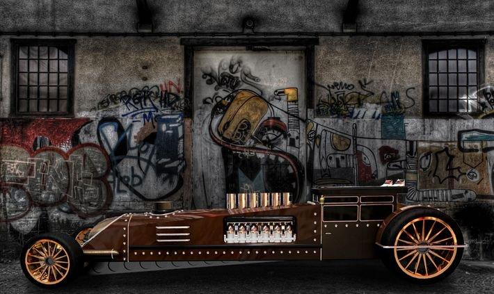 So amazing! #steampunkart #steampunktrain #train #railway #railroad #trains #trainstation #station #wreck #victorian #19thcentury #antiques #railways #rail #traintracks #railmarkable #railroadtracks #railroadphotography #trainphotographics #rust #rusty #abandoned #steampunk