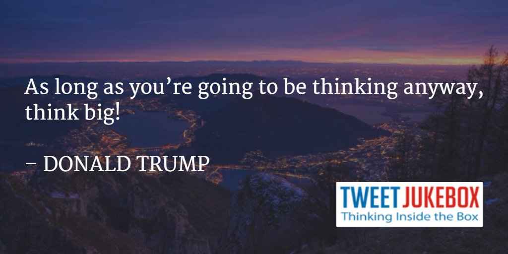 Donald Trump.- #quote #image https://t.co/pQw2275vGM https://t.co/JXQUkQa1Pq