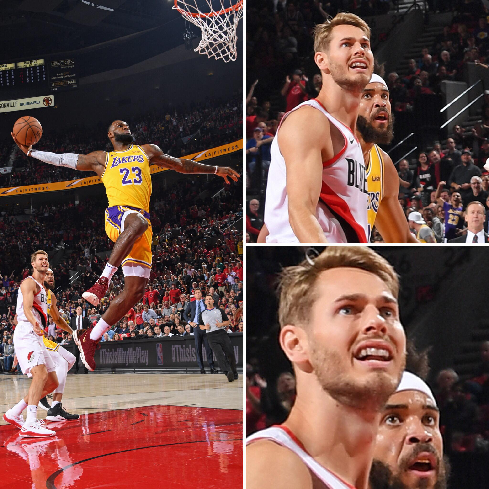 Jake Layman is all of us ... https://t.co/4EjKRLbR2p