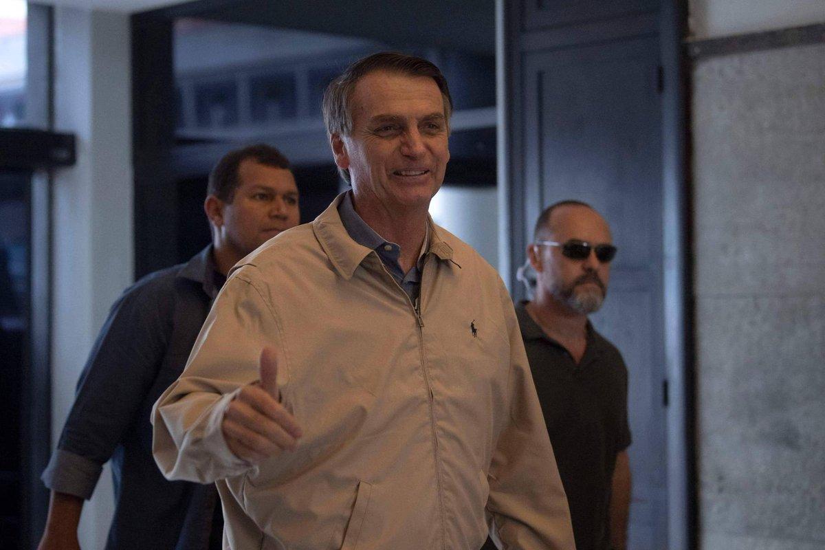 Análise Datafolha | Bolsonaro é visto como autoritário, e Haddad, o que defende pobres https://t.co/y9XSr7Yrr2
