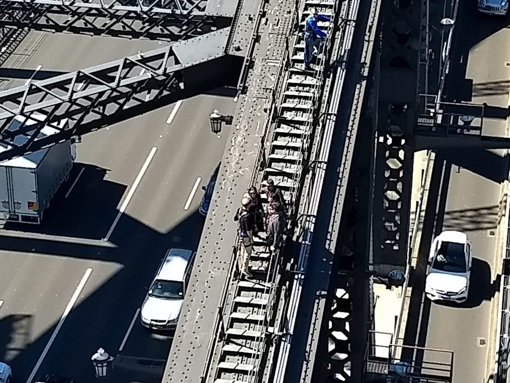 Prince Harry is climbing Sydney Harbour Bridge to launch  @InvictusSydney