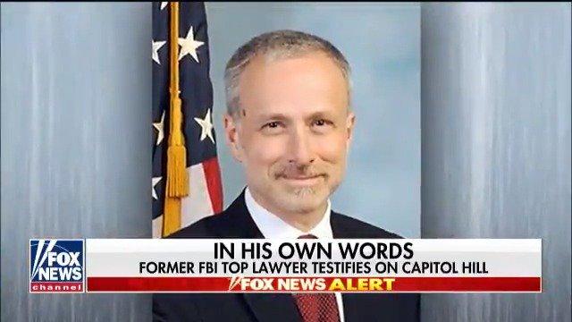 Former top FBI lawyer testifies on Capitol Hill @foxnewsnight https://t.co/jjBMauk09e https://t.co/bzNP7HRE1v