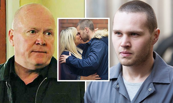 #Eastenders Phil Mitchell and Keanu Taylor to clash over Sharon fling  https://t.co/k3eT5zrg5s