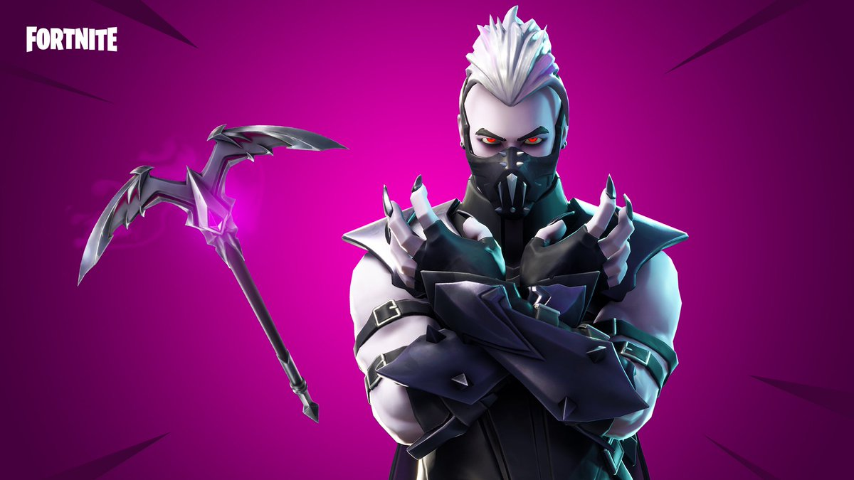 Fortnite On Twitter Sink Your Teeth Into Victory The New
