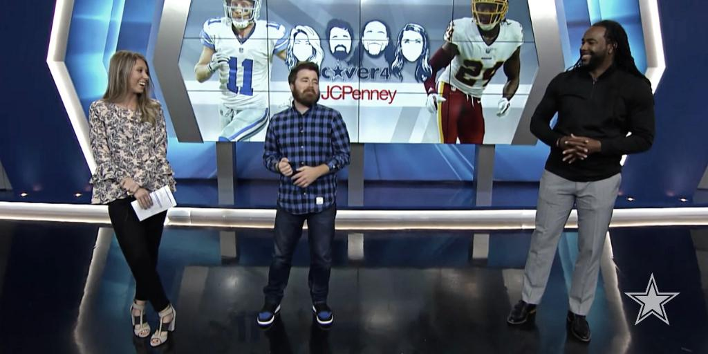 .@Cover4 brings you Bold Predictions for Sunday in Washington and takes a Look Around the League.  🎥 https://t.co/kz2ujqa3uA