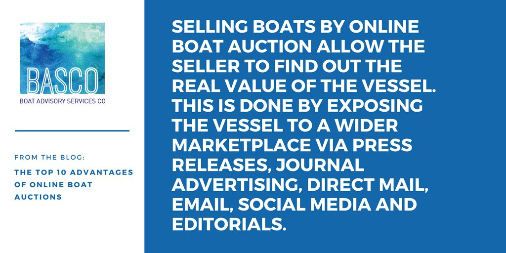 onlineboatauctions hashtag on Twitter