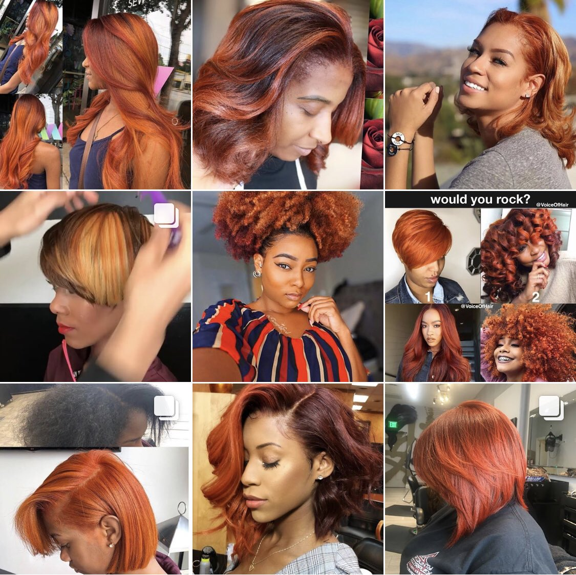 I've wanted this hair color for YEARS, but I'm scared I'll look crazy and I gotta find somebody to do it right.
