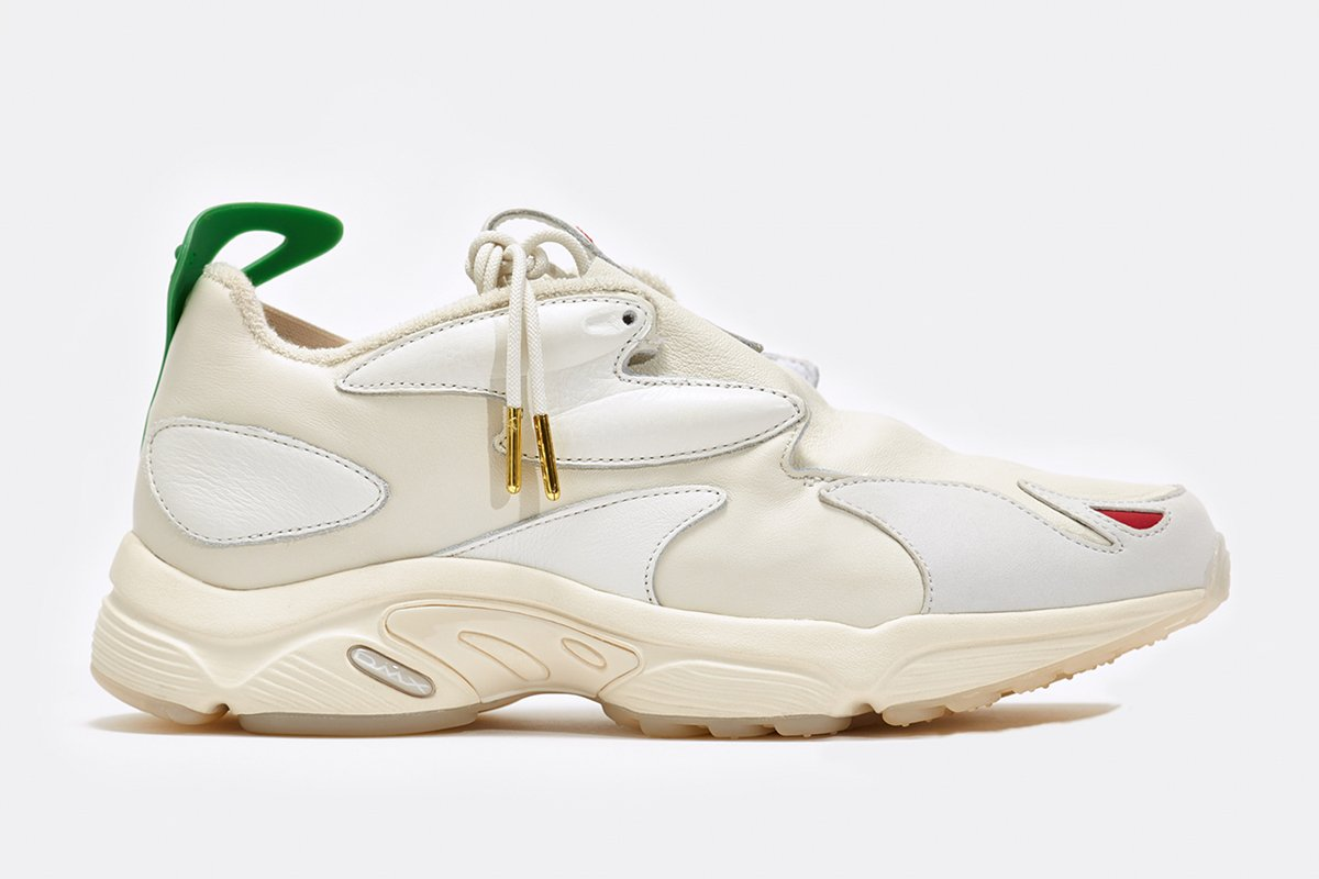 dde76289be76 heres how to cop pyer moss new reebok daytona experiment