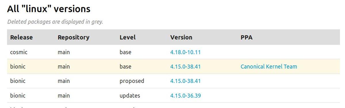 UbuntuUpdates - Ubuntu Changelog