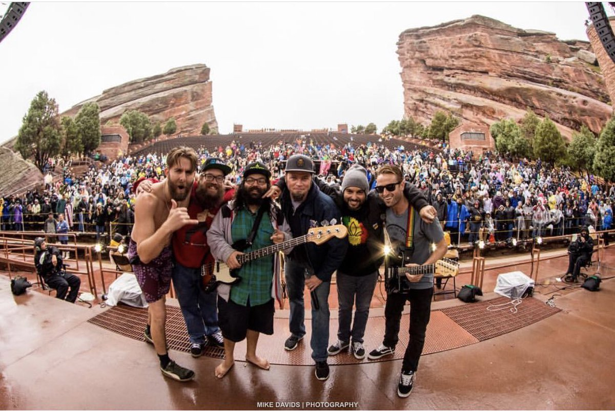 #TBT at @RedRocksCO we'll be back one day!!!!