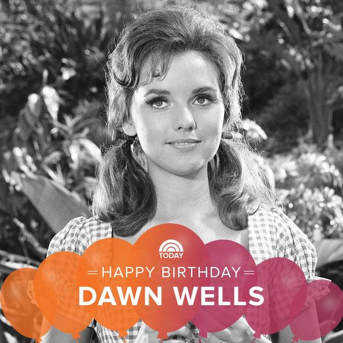 Happy 80th birthday, Dawn Wells!