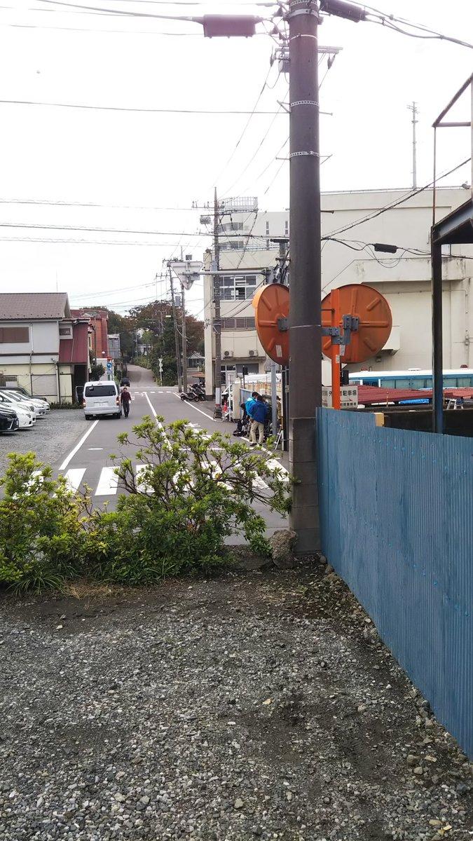和光市本町の殺人事件の男子中学生を確保している現場の画像