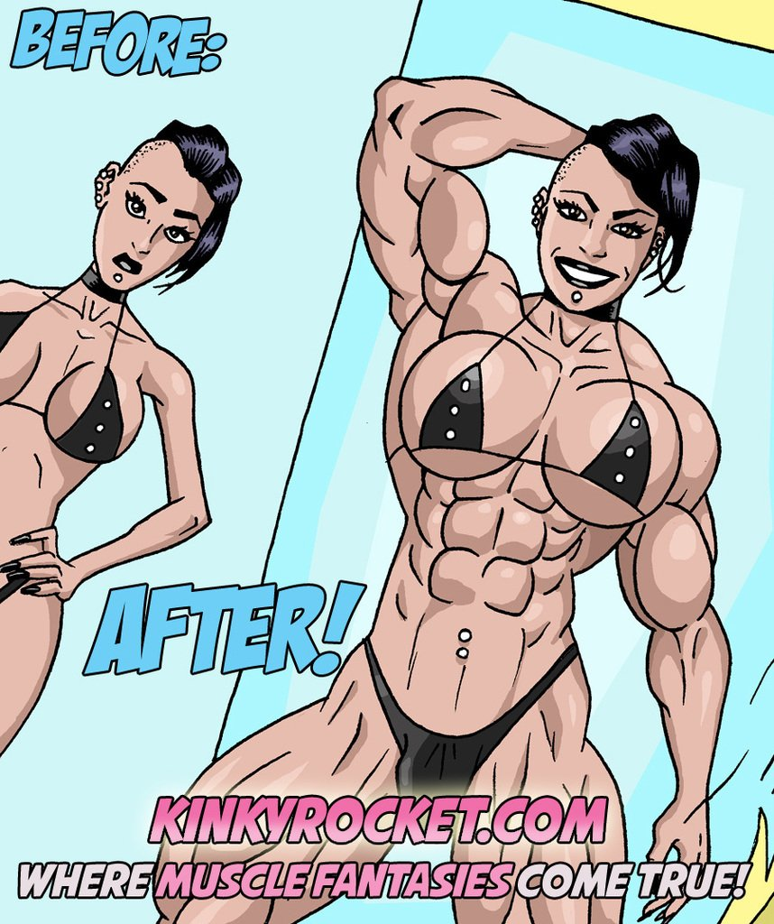 RT @MuscleFetishArt: https://t.co/1ocu23nyc0 - where muscle fantasies come TRUE! #femalemuscle October 19, 2018 at 03:00AM https://t.co/fBK…