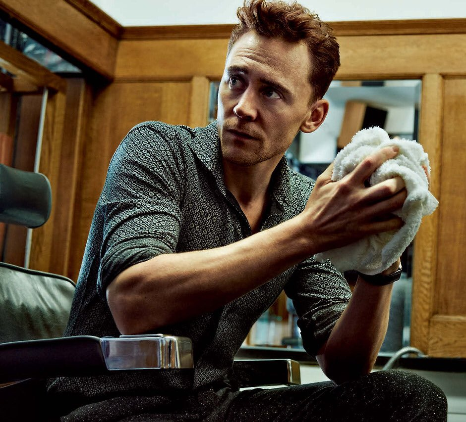 I want to be that towel