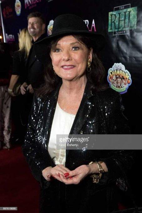 Happy 80th birthday Dawn Wells (Mary Ann, Gilligan\s Island).