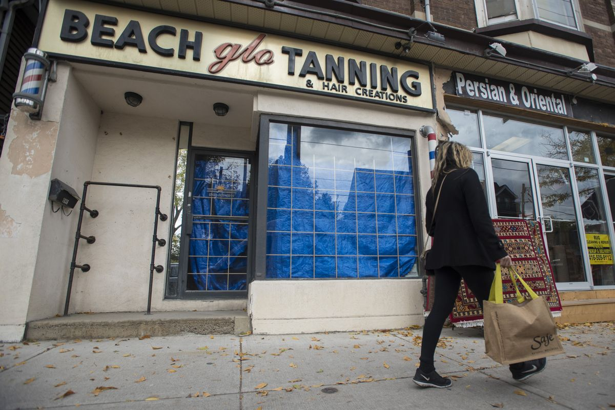 16 candidates vying to represent Toronto's Beaches-East York ward https://t.co/EHm3H9EamX https://t.co/1kJsuQxkxi