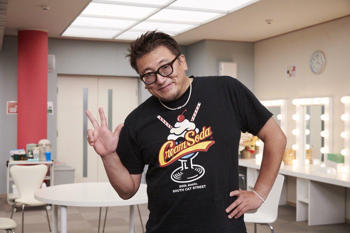 常に大多忙の 福田雄一 監督グリブラ 公開ゲネプロ の日も、脚本演出、イベントの司会進行と息つく暇な