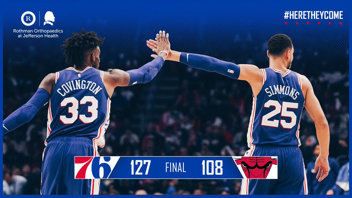 ✅ First dub of 2018-19 📝sixe.rs/2x59 | #HereTheyCome