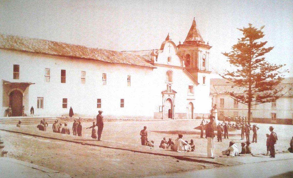 Historia De Colombia On Twitter Tunja Iglesia San