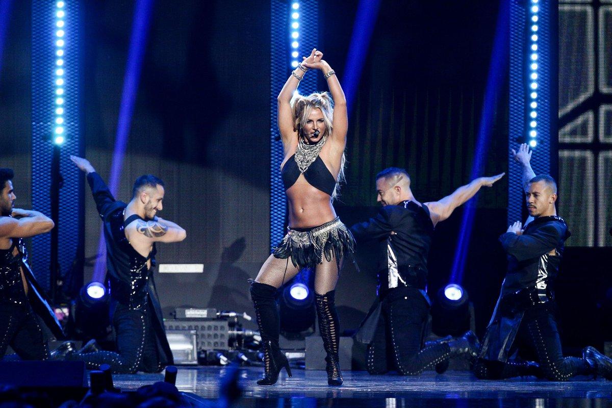 Britney Spears announces new Las Vegas 'Domination' residency https://t.co/5dG43SSZaa