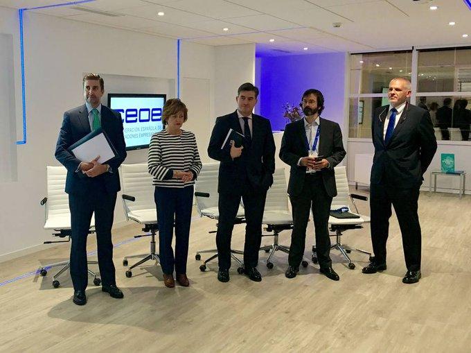 Atos potenciará su Red de Competencias en Industria 4.0 para apoyar el Plan Digital...
