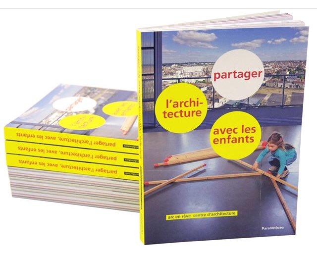 #VendrediLecture : «Partager l'#architecture avec les enfants»  @arcenreve #Eac #jnarchi #archilovers  - FestivalFocus