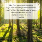 Image for the Tweet beginning: Lovely prayer to encourage us