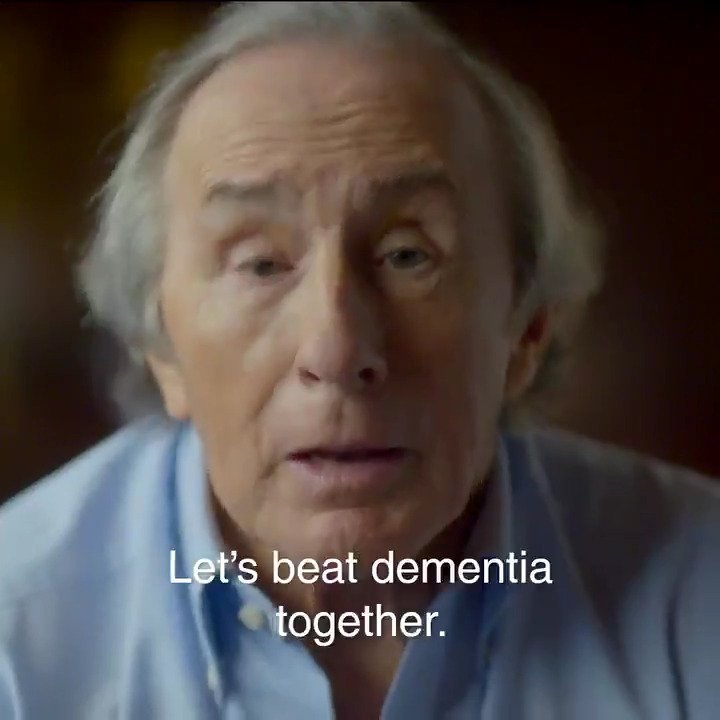 Formula One racing legend Sir Jackie Stewart has launched a £2m drive to accelerate innovation in dementia research. This is his story.