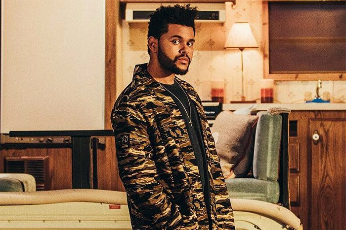 The Weeknd was spotted shooting scenes for Adam Sandler's new movie https://t.co/pYkkclgiVP