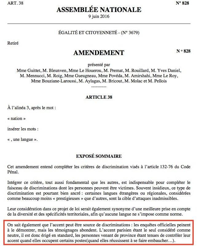 """Synonyme Integrer yann bisiou on twitter: """"un amendement avait été déposé pour"""