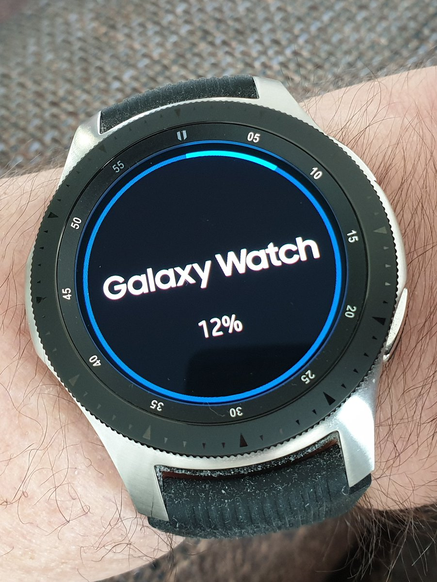 Samsung Clock Update