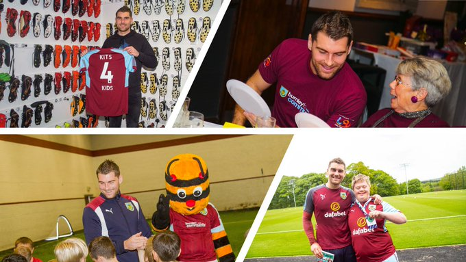 Happy birthday, Sam Vokes!   From all your friends at BFCitC