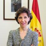 Image for the Tweet beginning: Ms. María José de la