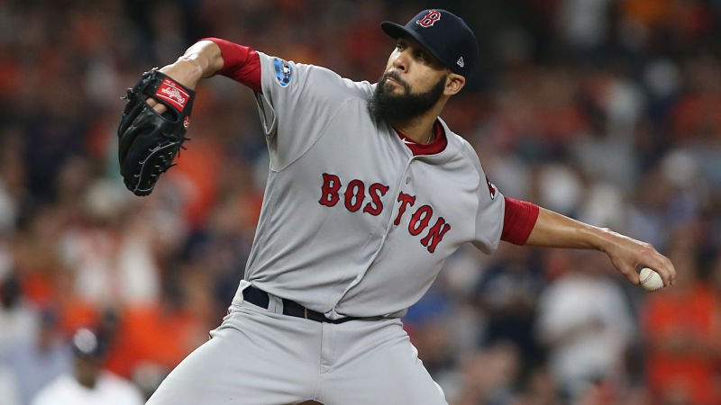 David Price entered his Game 5 start with a number of doubters, but he silenced every single one of them. And now the Red Sox are headed to the World Series.  https://t.co/cIEKUbKNZf