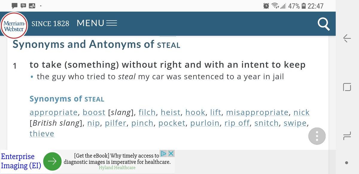 Snitch Synonym