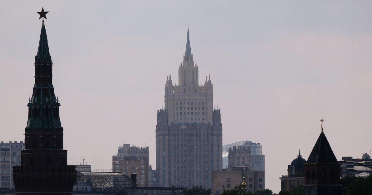 В МИД РФ заявили об усилении давления на русскоязычное население Украины: https://t.co/BtKVOlCXHP