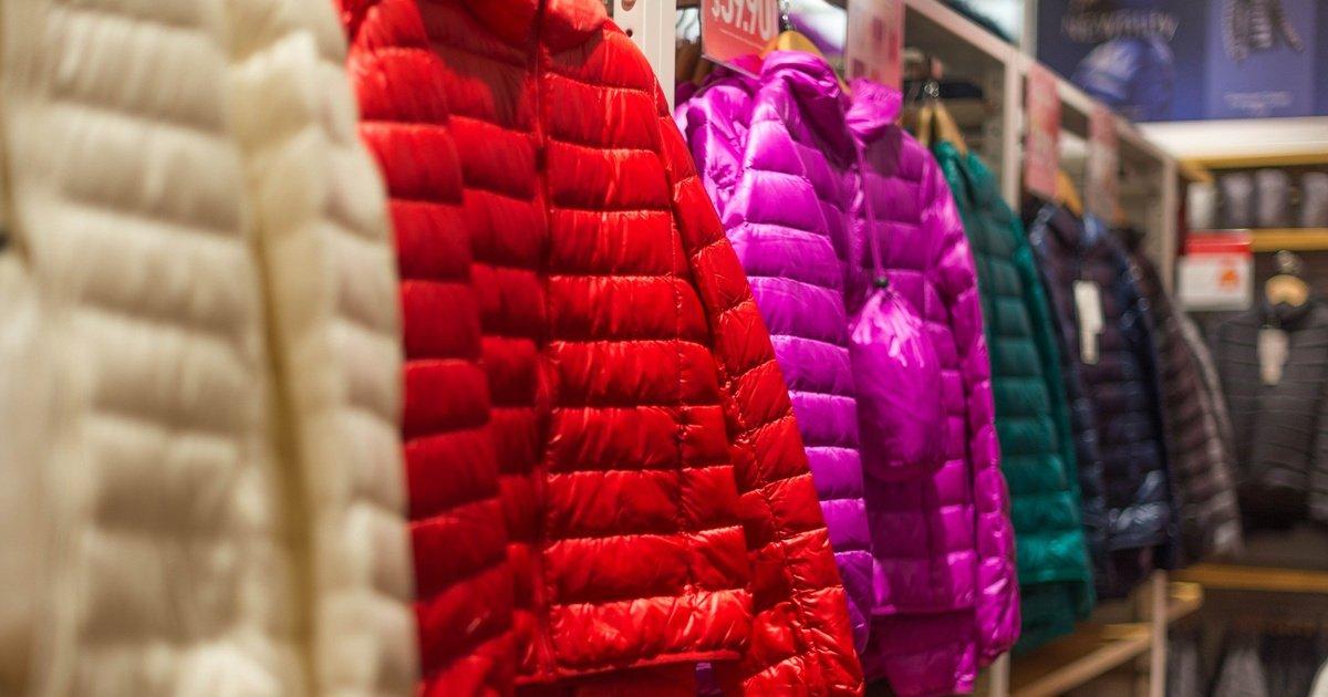 Есть повод одеться. Тёплая осень ударила по ценам на зимнюю коллекцию: https://t.co/ncf6Y4I9Fg