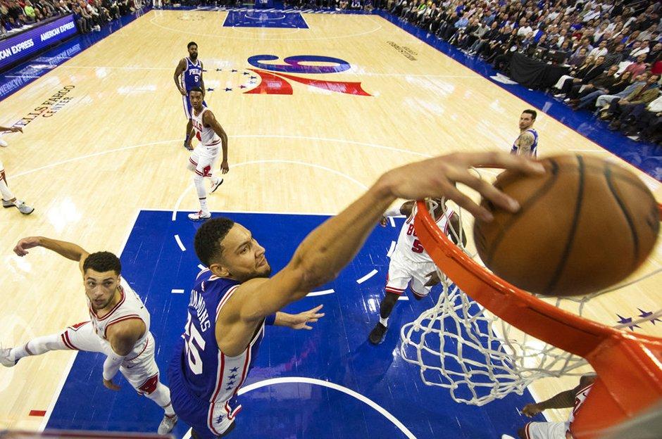 Phila, genç yıldızları ile rahat kazandı #NBA 👉 ntvspor.net/basketbol/phil…