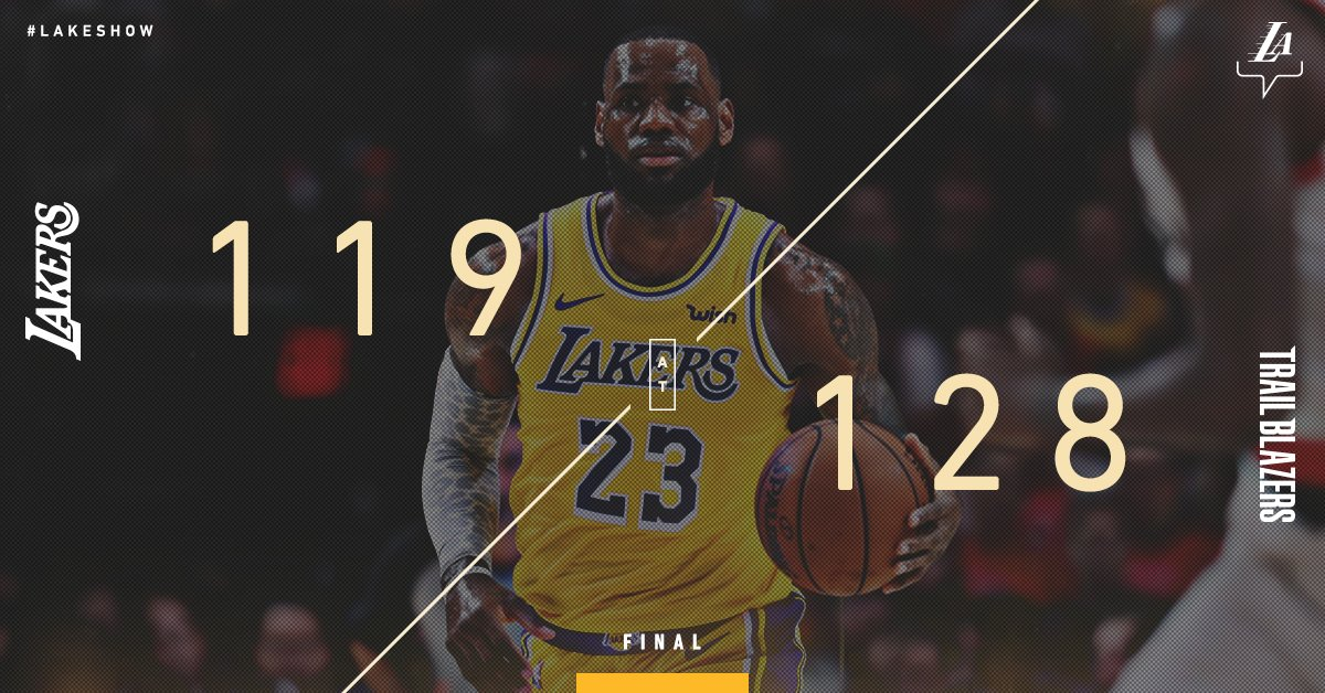 47785a1cb Los Angeles Lakers on Twitter