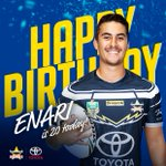 Wishing Prime Minister's XIII and Junior Kangaroos rep Enari Tuala a happy 20th birthday for today!  #ridemcowboys